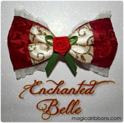 Enchanted Belle Bow