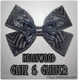 Hollywood Glitz & Glitter Bow