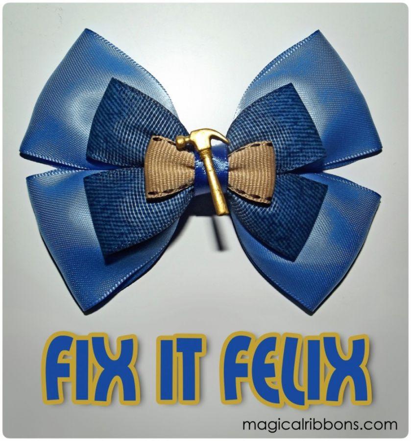 Fix It Felix Bow