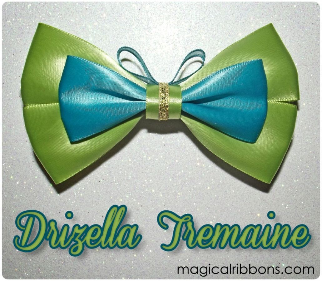 Drizella Tremaine Bow