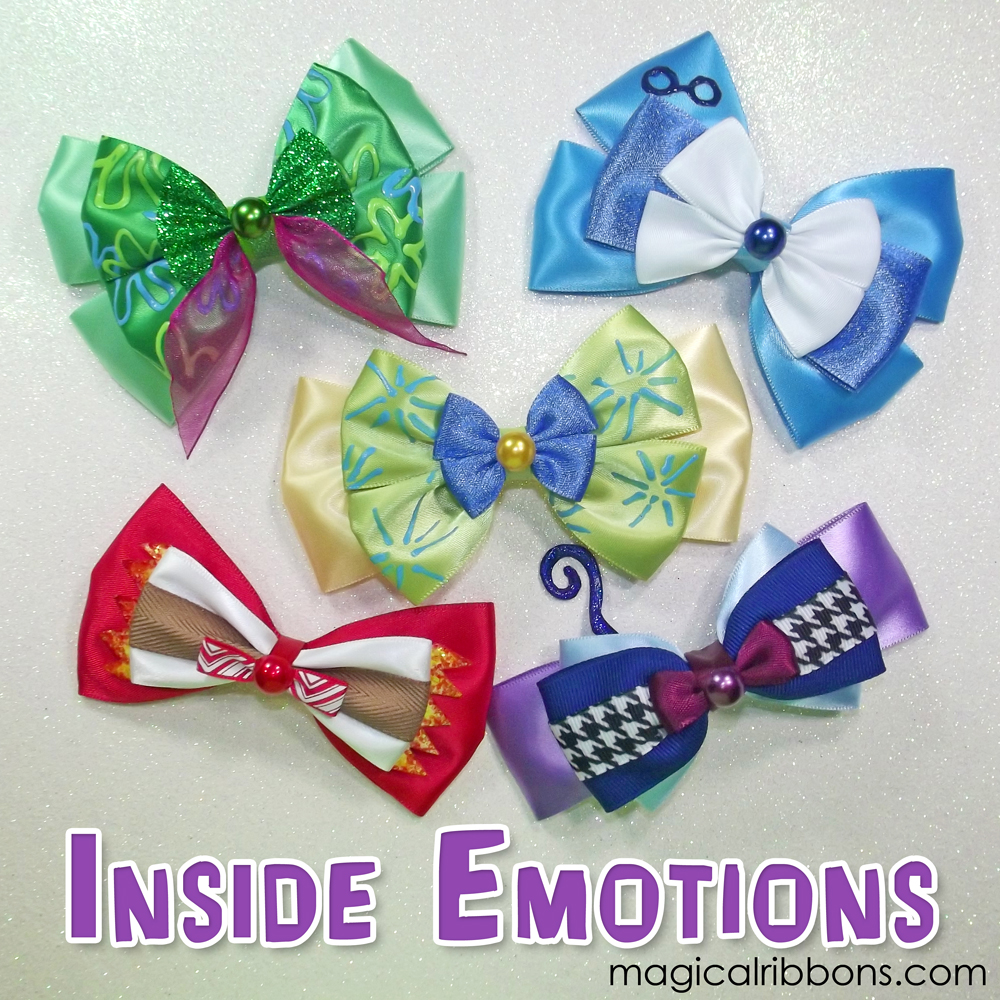 Inside Emotions Bows