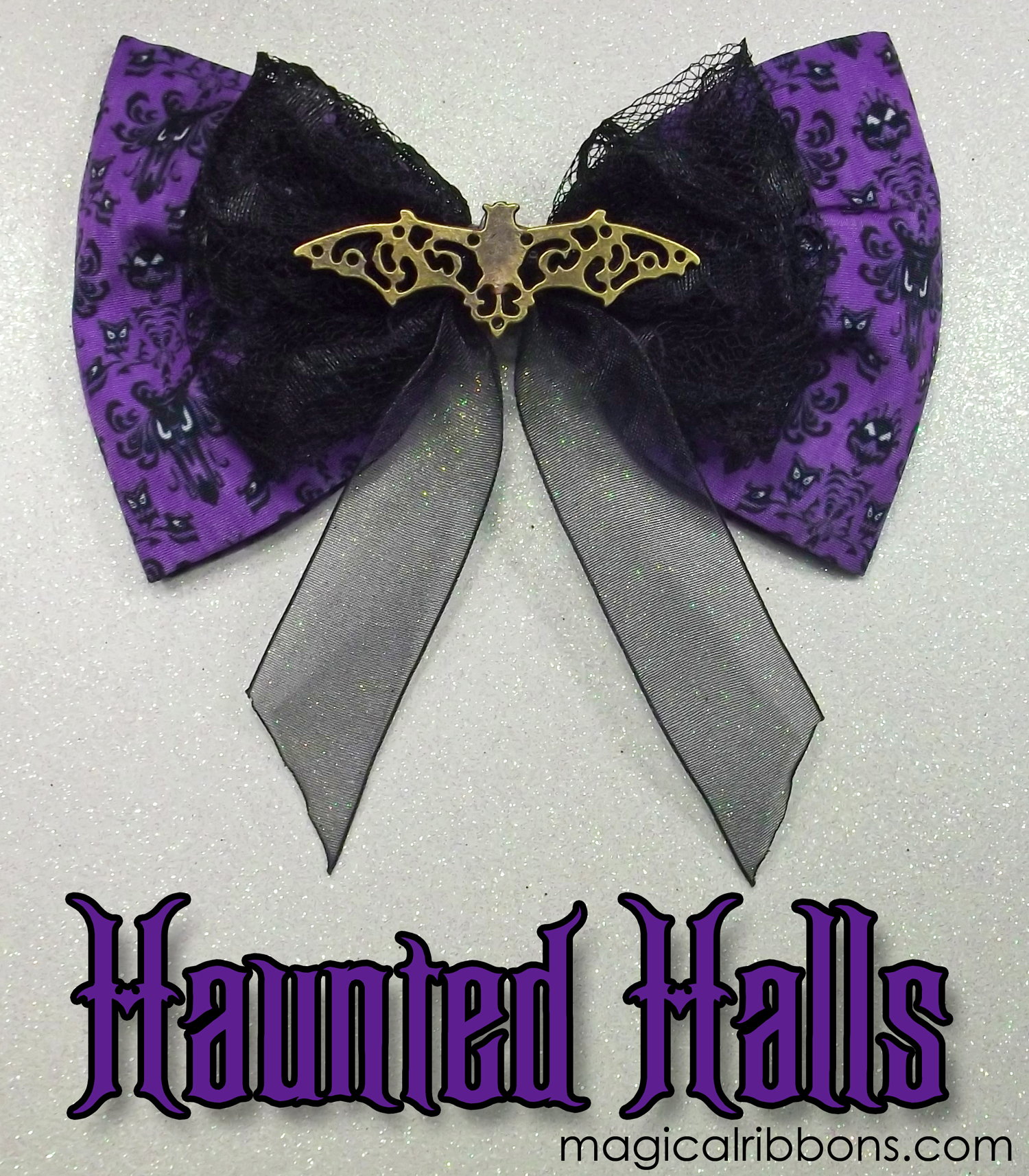 Haunted Halls Bow
