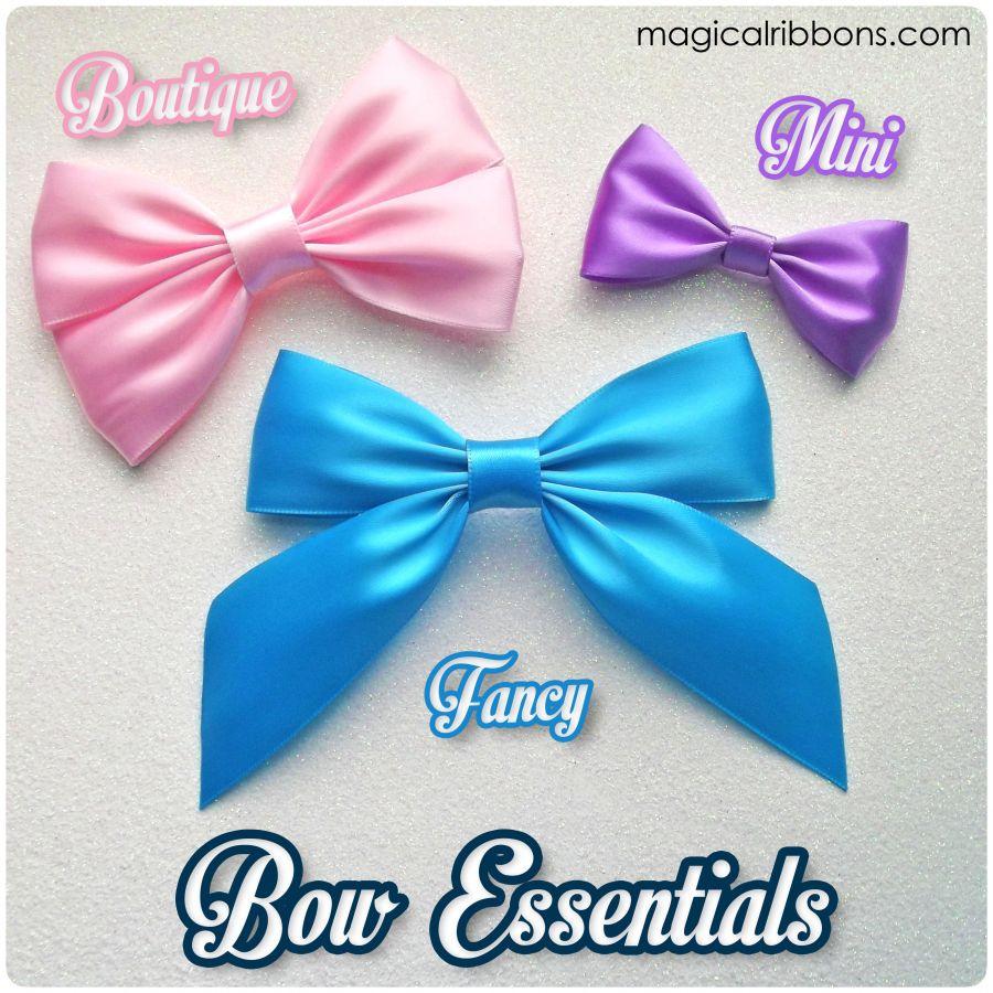 bow essentails