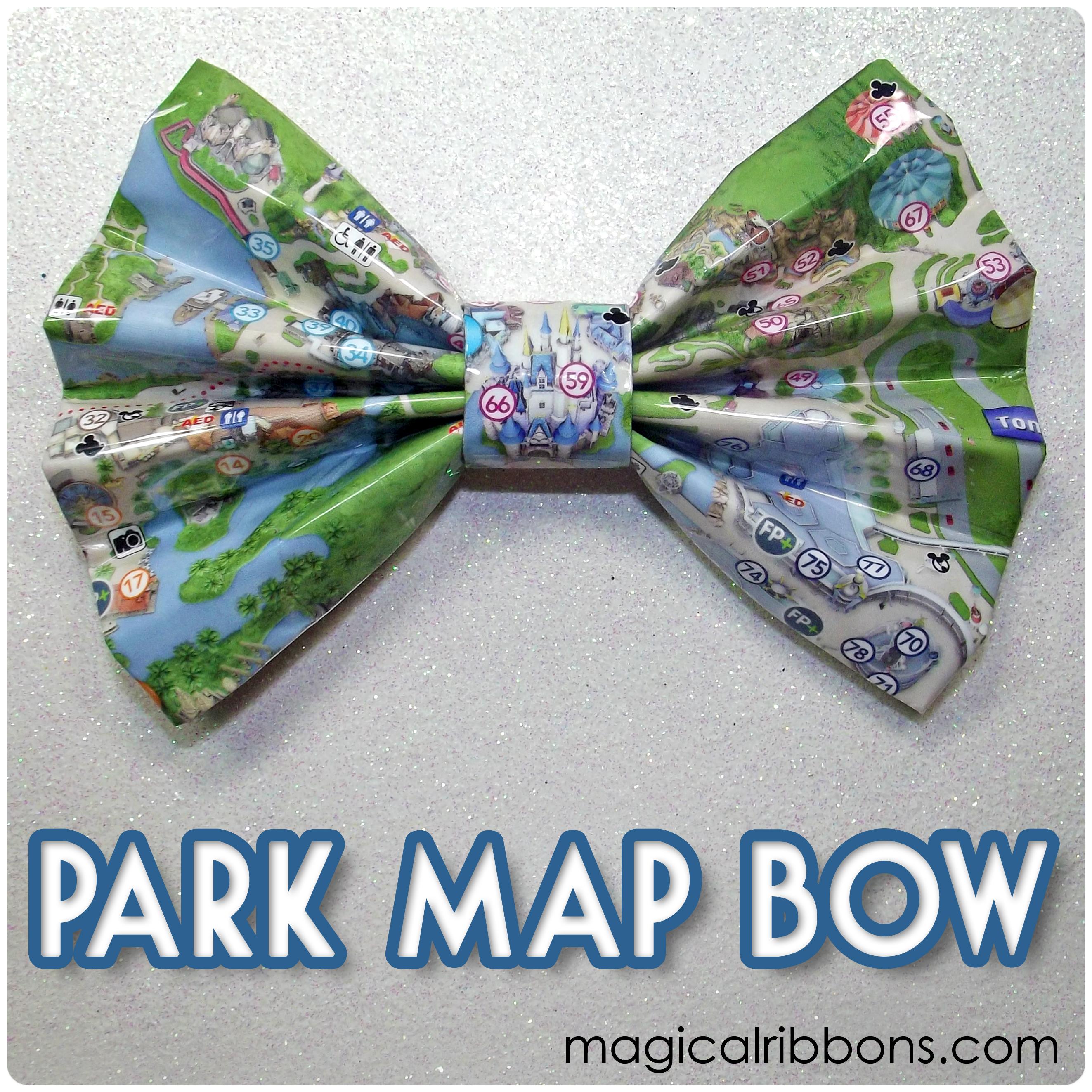 park map bow