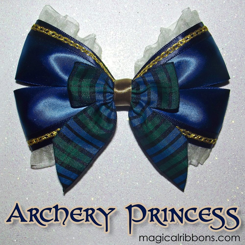 Archery Princess Bow