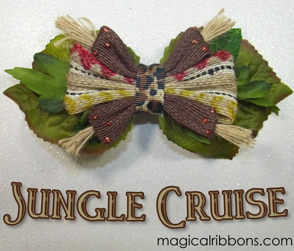 Jungle Cruise Bow