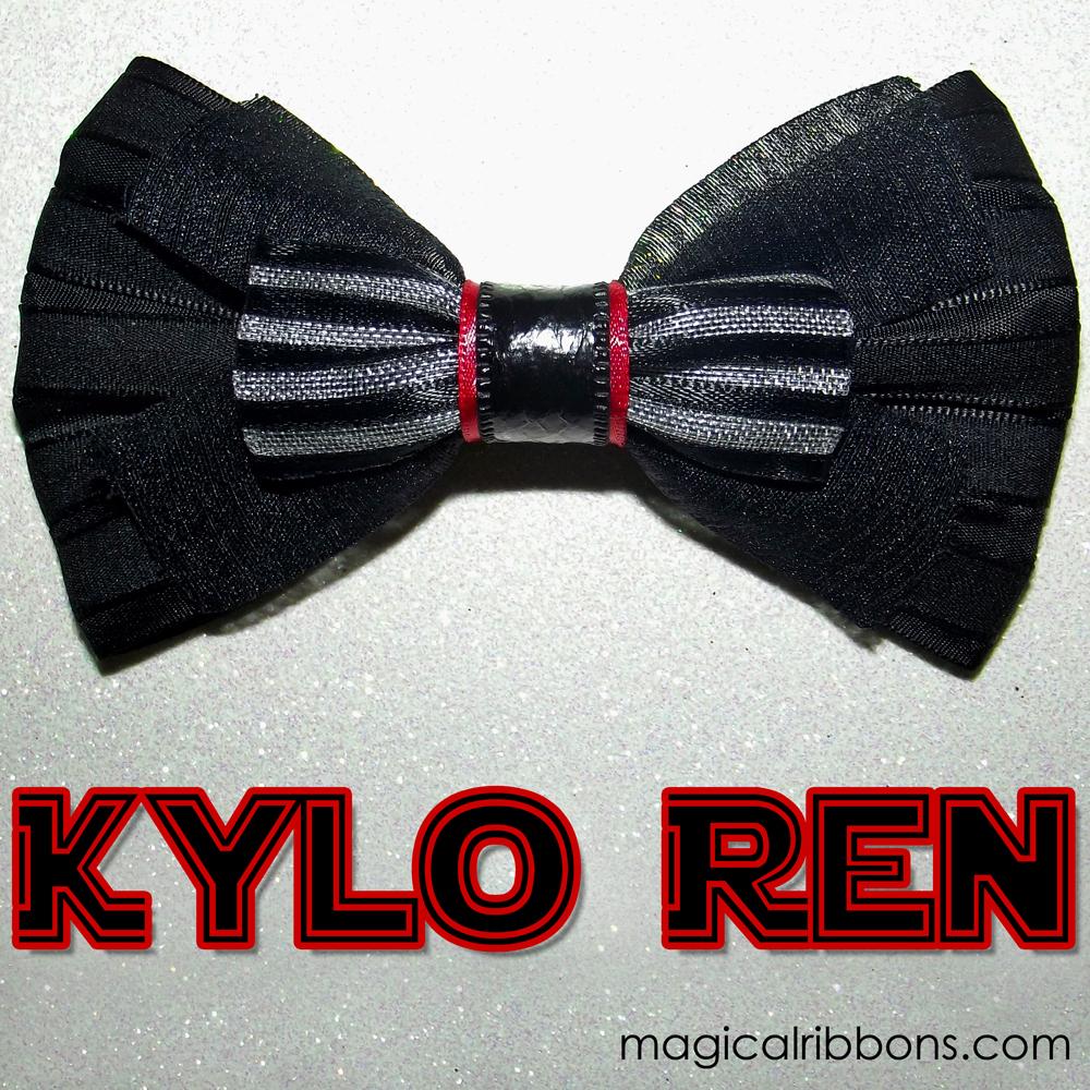 Kylo Ren Bow