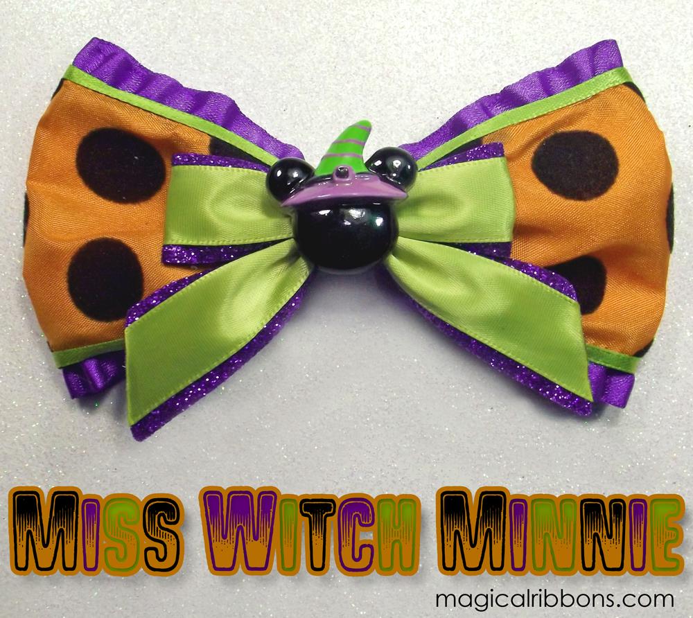 Miss Witch Minnie Bow