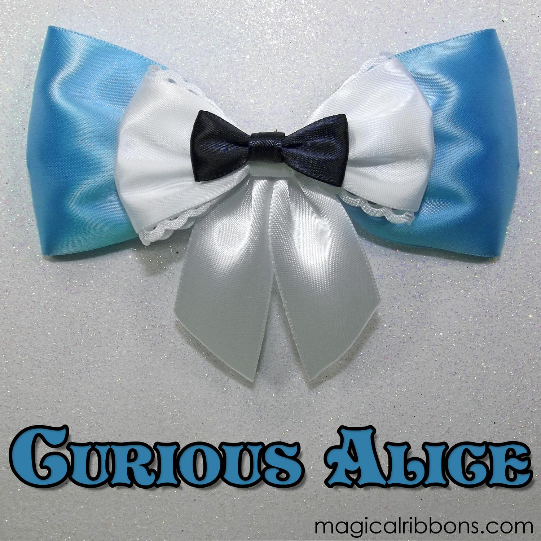 Curious Alice Bow 2018